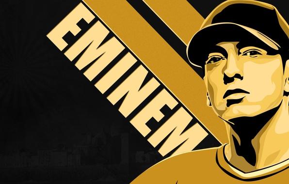 Картинка музыкант, рэпер, Eminem, Эминем