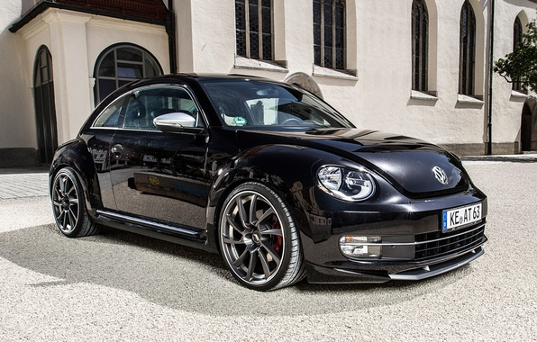Картинка жук, Volkswagen, 2012, фольксваген, Beetle, ABT