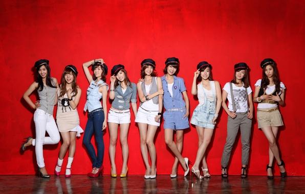 Картинка SNSD, Girls Generation, Kpop