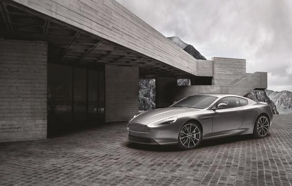 Картинка Aston Martin, астон мартин, суперкар, DB9, 2015