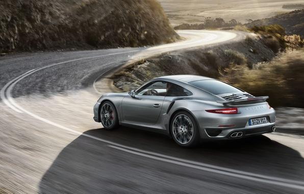 Картинка Авто, 911, Porsche, Порше, Speed, Turbo, Спорткар, Sportcar, Cкорость