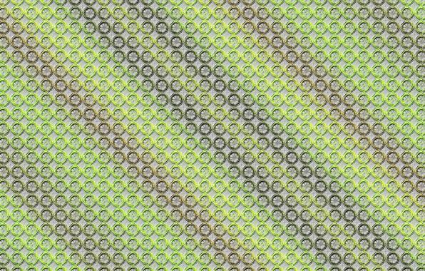 Картинка green, текстура, colorful, зеленая, разноцветная, texture, patterned, узорчатая