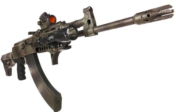 Картинка оружие, Калашникова, копия, ak47, автомата, M10