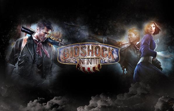 Bioshock infinite элизабет фото