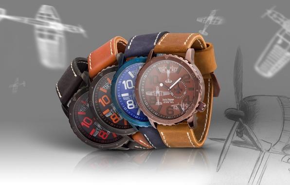 Картинка стиль, часы, бренд, hi-tech, эксклюзив, brand, Watch, Eagle Force, логотип., Jack Pierre