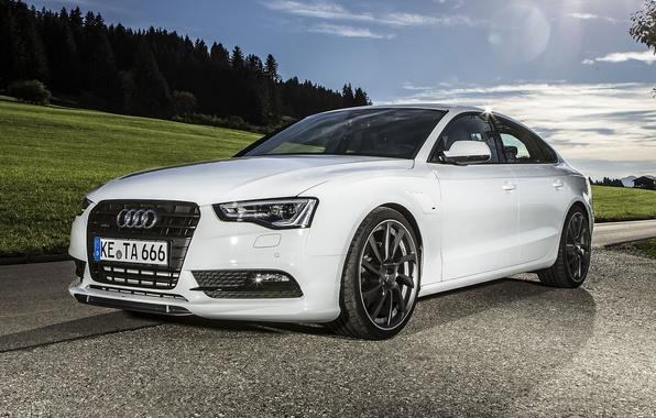Картинка Audi, ауди, ABT, AS5, Sportback, 2013