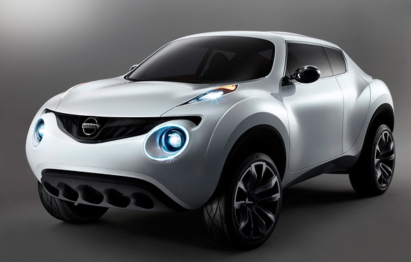 Картинка Concept, Nissan, Qazana