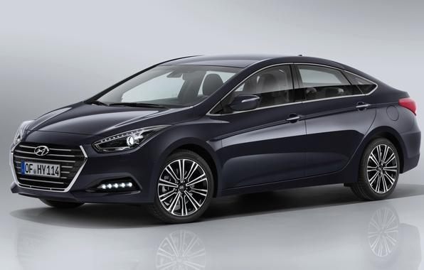 Фото обои i40, Sedan, Hyundai, фон, хундай