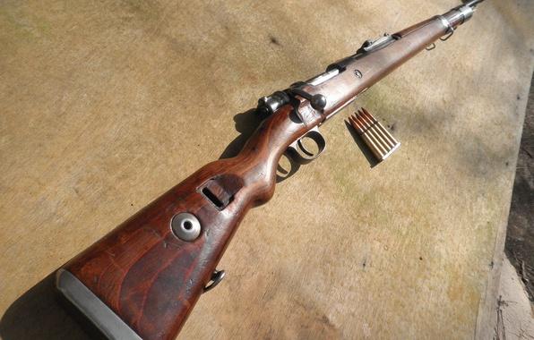 Картинка оружие, карабин, маузер, к-98