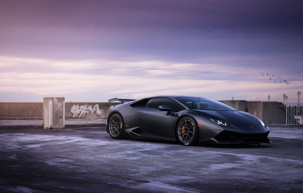 Картинка LP 610-4, William Stern, Lamborghini Huracan, LB724