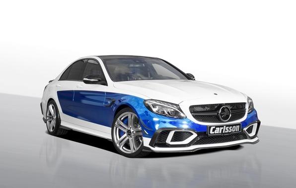 Картинка Mercedes-Benz, мерседес, Carlsson, 2015, C-Class, W205, Rivage