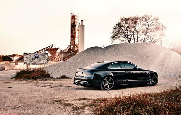 Картинка машина, Audi, ауди, обои, wallpapers