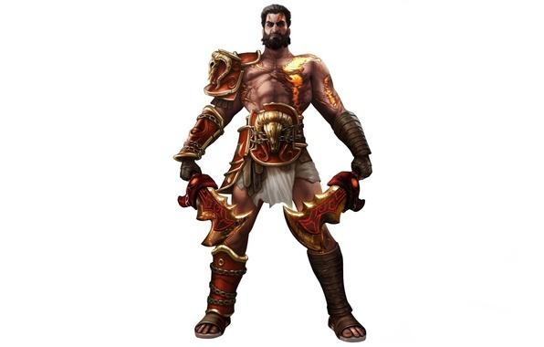Kratos Brother Deimos Обои play station ...