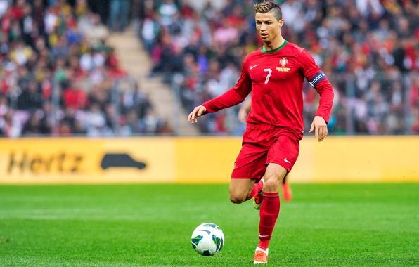 Роналдо форма португалия
