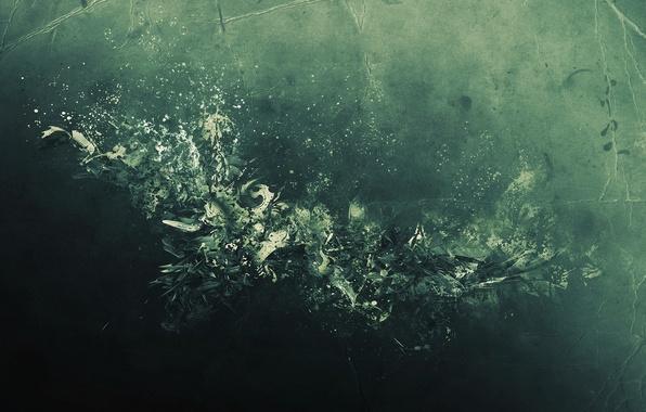 Картинка свет, линии, абстракция, текстура, изгиб, форма