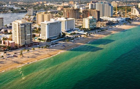 Картинка city, город, USA, Florida, Fort_Lauderdale