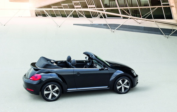 Картинка жук, Volkswagen, Beetle, Convertible, 2013, Exclusive