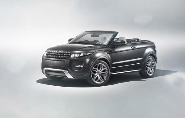 Картинка авто, Land Rover, Range Rover, кабриолет, Evoque, Convertible