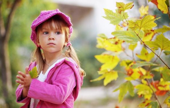 Картинка грусть, осень, листья, природа, дети, ребенок, sad, nature, autumn, leaves, sadness, child, childhood, children, грустные, …