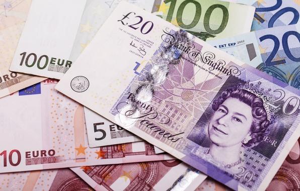 Картинка money, paper, currency, EURO
