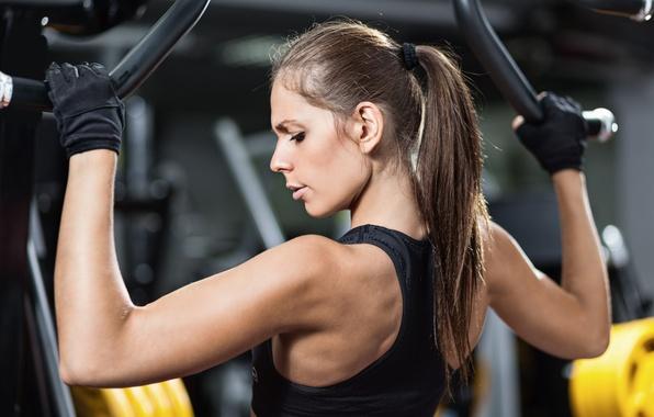 Картинка back, workout, fitness, gym