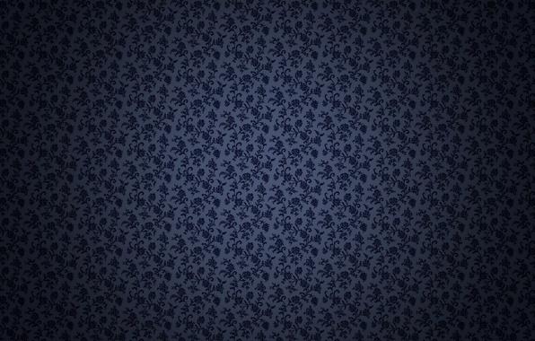 Картинка фон, узоры, текстура, цветочки, завитухи, шикарный бекграунд