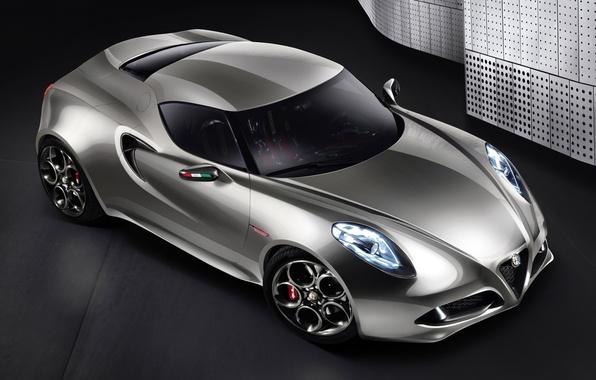 Картинка car, Concept, Alfa Romeo
