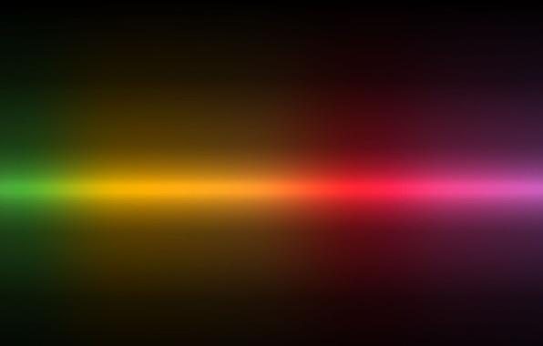 Картинка абстракция, радуга, rainbow, разноцветные