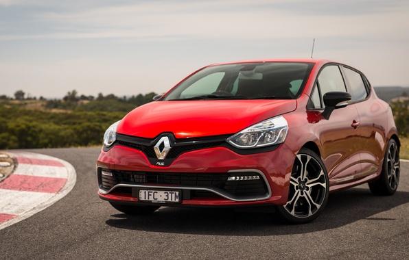 Картинка Renault, Clio, рено, клио