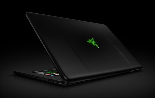 Картинка игры, ноутбук, Razer blade