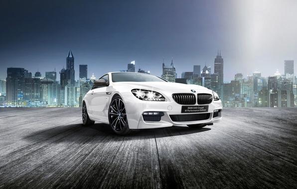 Картинка бмв, купе, BMW, Coupe, F13, 2015, 6-Series