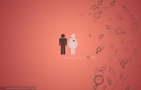 Фото обои любовь, мужчина, настроение, он и она, девушка