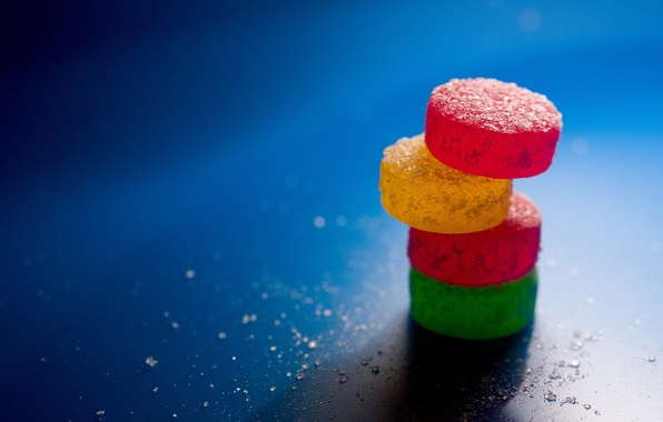 Картинка сладость, минимализм, 152, конфеты