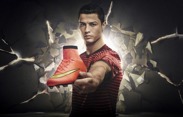 Картинка Спорт, Звезда, Футбол, Португалия, Форма, Football, Реал Мадрид, Real Madrid, Portugal, Криштиану Роналду, Sport, Футболист, …