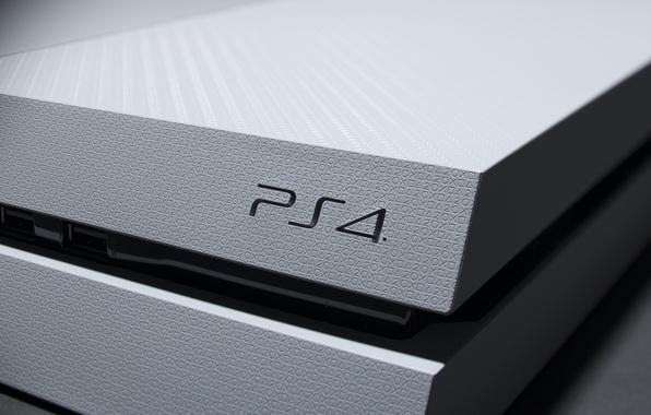 Картинка приставка, Sony, PS4, Playstation 4