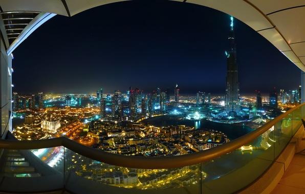 Картинка City, Дубай, Dubai, Spectacula