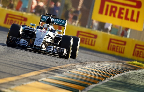 Картинка формула 1, Mercedes, болид, мерседес, Formula 1, AMG, Hybrid, 2015, W06