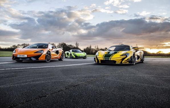 Картинка McLaren, wallpaper, auto, суперкары, supercars, макларен, 570S