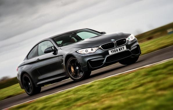 Картинка бмв, купе, BMW, Coupe, UK-spec, F82, 2014