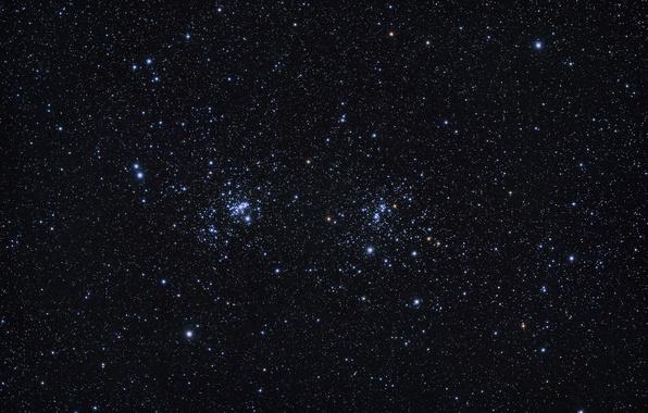 Картинка космос, пространство, звёзды