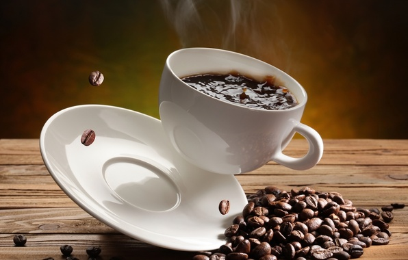 Coffee cup plate problems обои (фото картинки) HD Wide Wallpaper for Widescreen