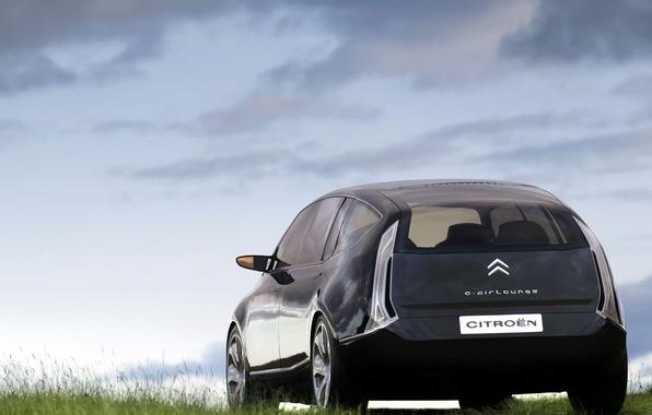 Фото обои Concept, Авто, C-Airlounge, Citroën, Облака