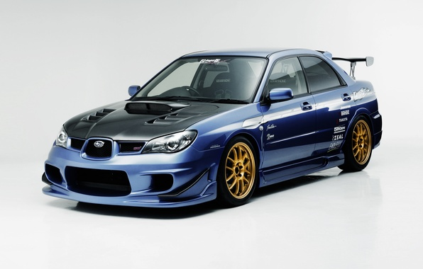 Картинка Subaru, Impreza, WRX, субару, импреза