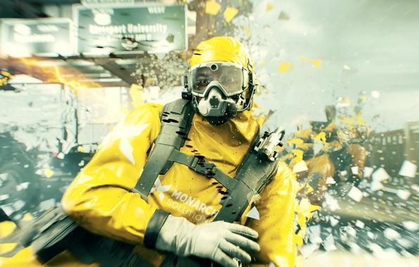 Картинка Игра, Games, Xbox one, Remedy, Quantum Break