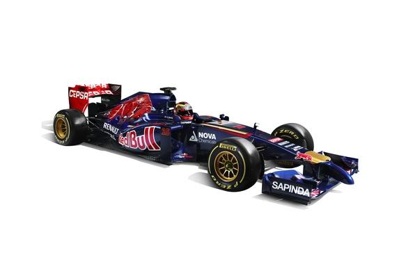 Картинка формула 1, болид, Formula 1, Red Bull, ред булл, 2014, Toro Rosso, STR9