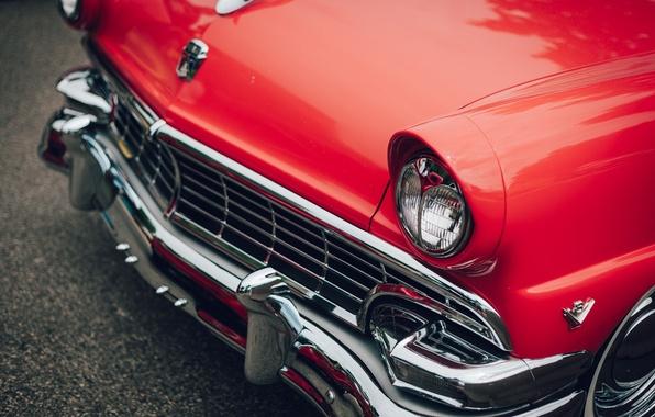 Картинка стиль, ретро, классика, Ford Fairlane