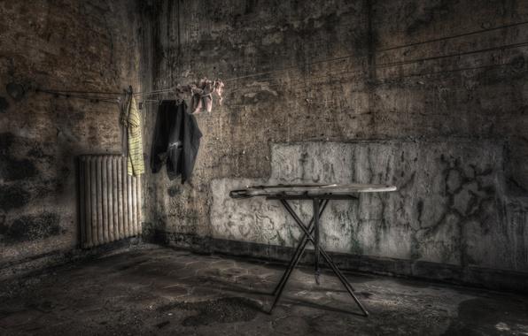 Картинка комната, доска, фон