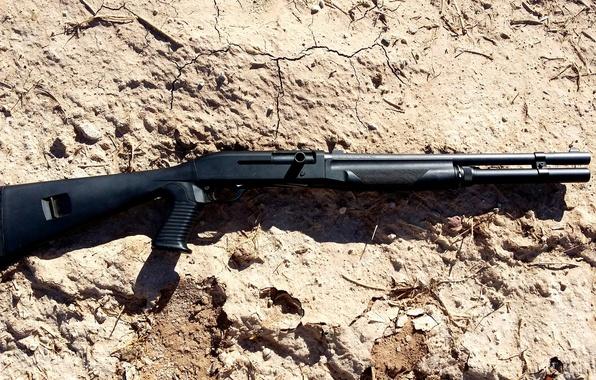 Картинка оружие, ружьё, самозарядное, гладкоствольное, магазинное, Benelli M1