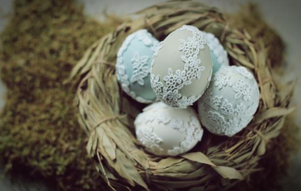 Картинка праздник, весна, яица