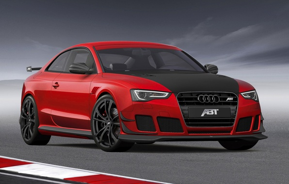Картинка Audi, ауди, купе, RS5, Coupe, ABT, 2015